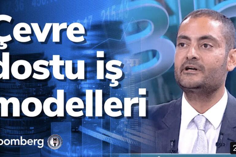 BloombergHT Üst Düzey Programının Konuğu:Yusuf Bahadır Turhan